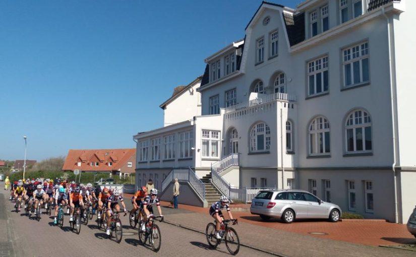 Frauen-Etappenrennen auf Borkum – ja das gibt es